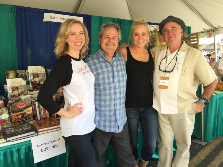 The Urban Cowgirl Tribe at Texas Book Fest