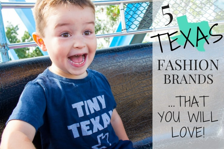 5 Texas Fashion Brands You Will Love
