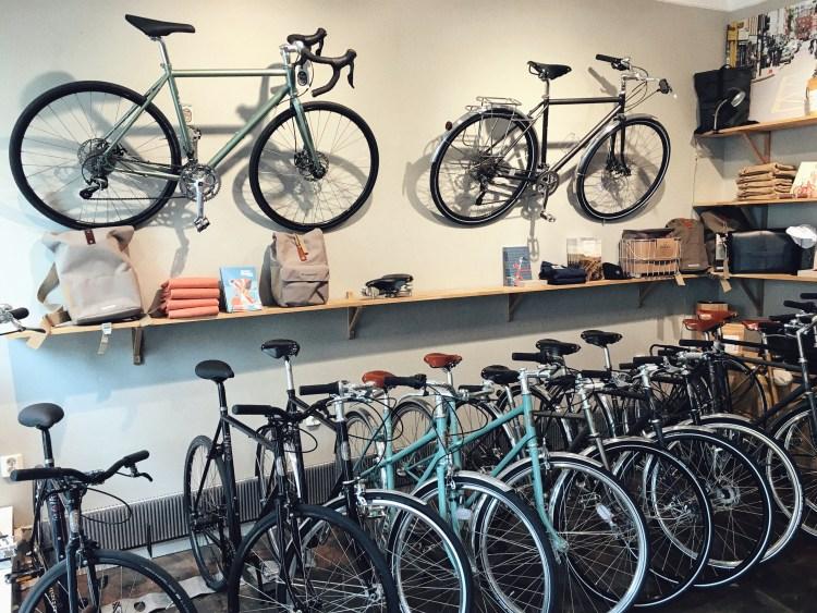 Pelago cykelbutik Helsinki