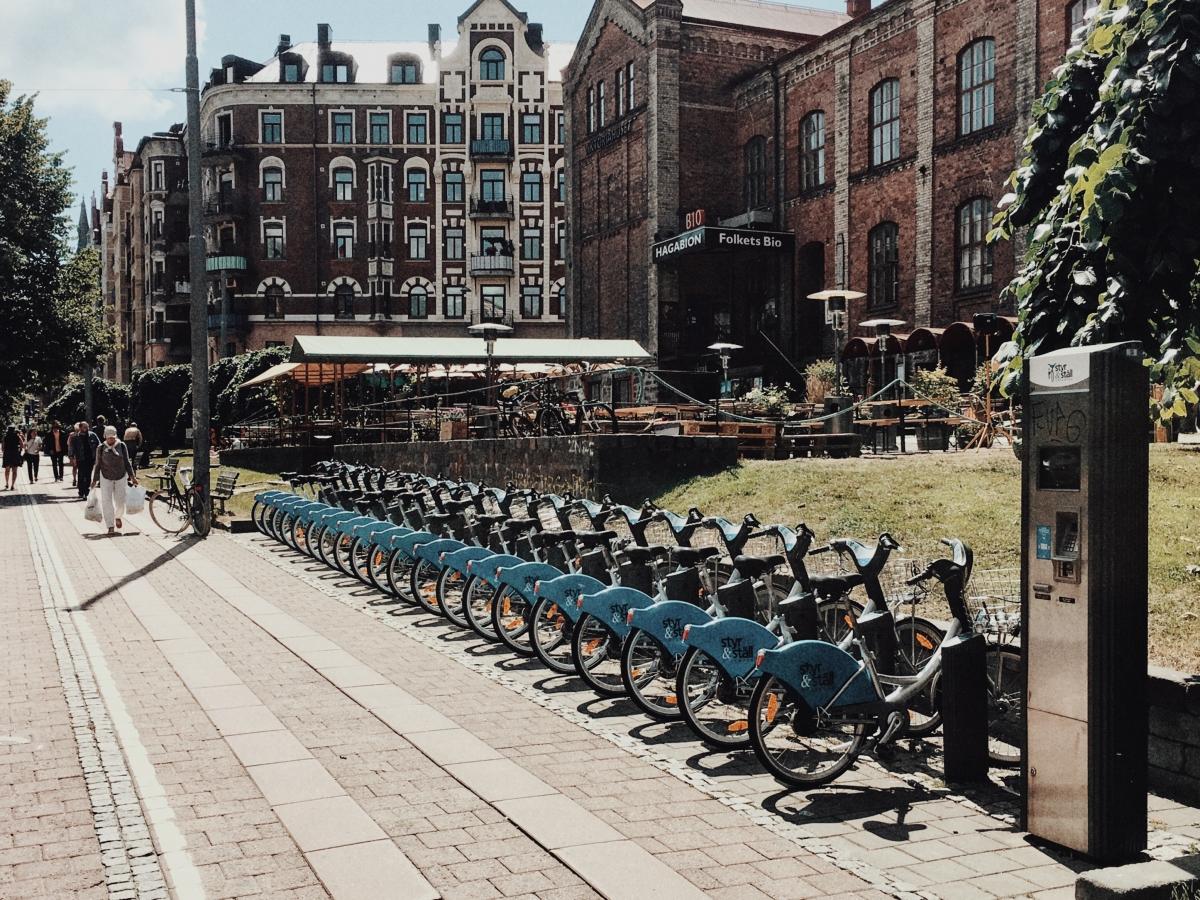 Vad händer framöver med Göteborgs lånecyklar Styr och Ställ?