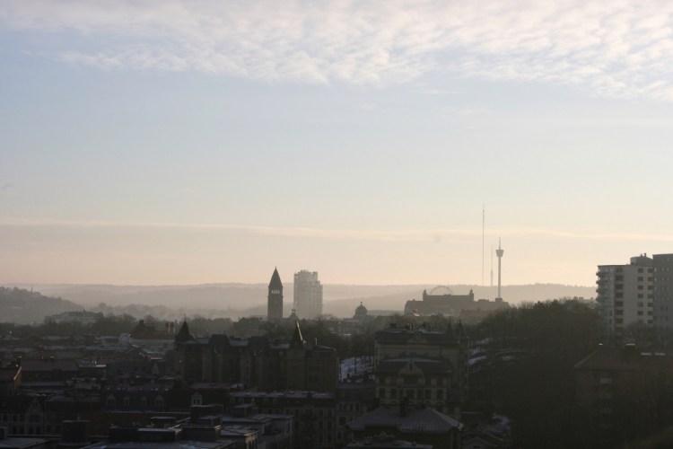 Luftkvalitet Göteborg