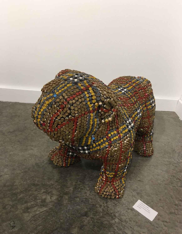 Art Basel Dog NADA
