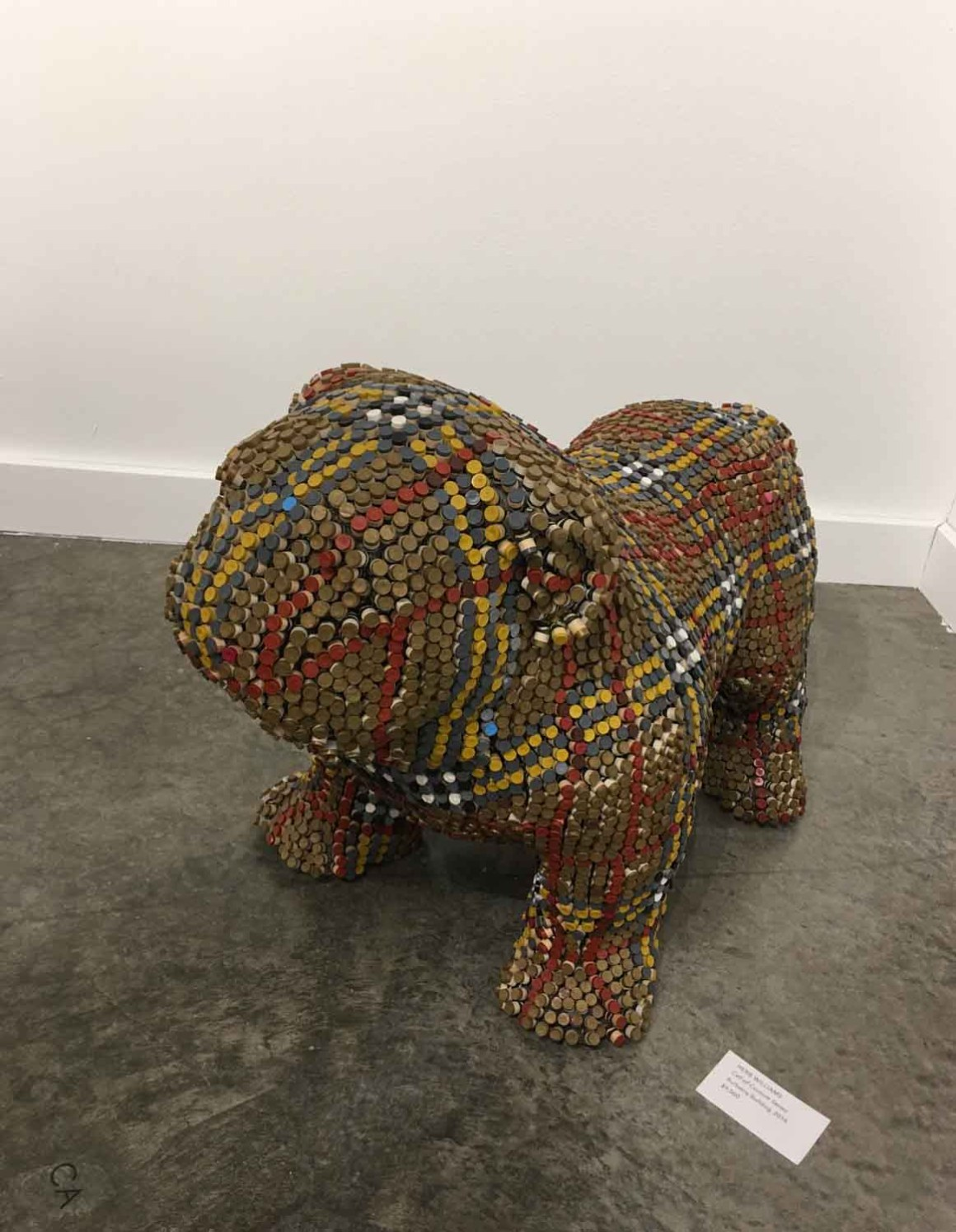 Art Basel Dog NADA