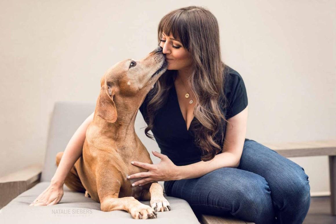 rhodesian ridgeback veterinarian Lisa Lippman