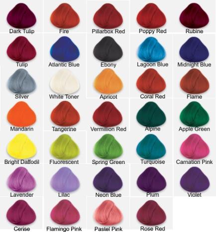 dip dye hair pink dip dye hair la riche hair dye