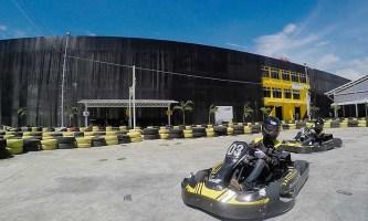 Zone 73 – Tempat Main Gokart, Paintball dan ATV di Bandung