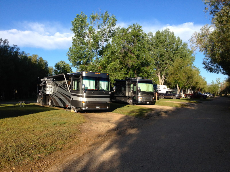 Deer Park Rv Park Amp Campground Urban Escape Vehicle Com