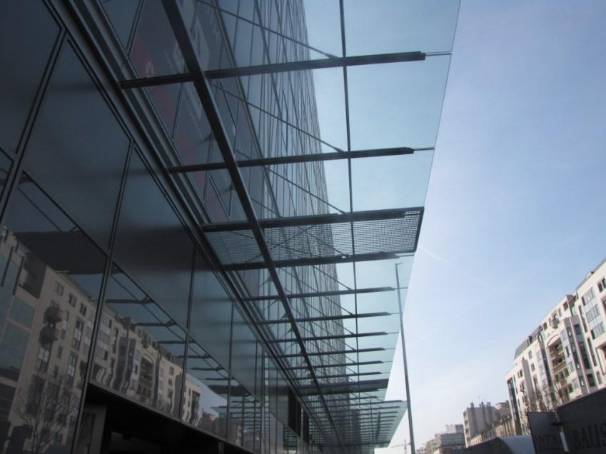 Façade Avenue de Fontainebleau