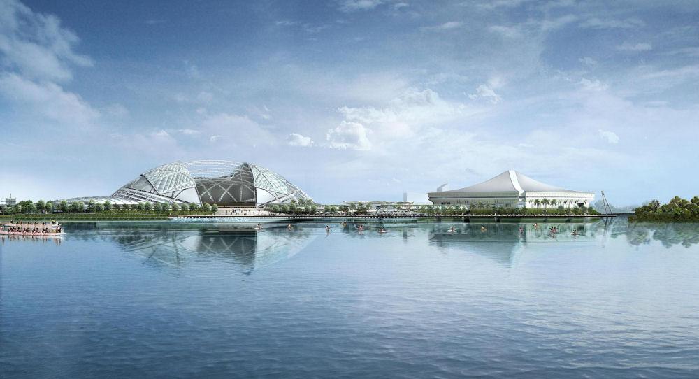 sport-hub-singapour