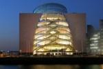 Convention Center - Dublin par KRJD Architectes