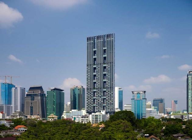 The Met, Bangkok Architects - WOHA Designs