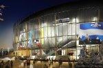 Cette esquisse de l'amphithéâtre qui circule depuis 2009 a été conçue par l'architecte François Moreau d'ABCP. Cette firme fait partie du consortium choisi pour les volets architecture et ingénierie du futur amphithéâtre.