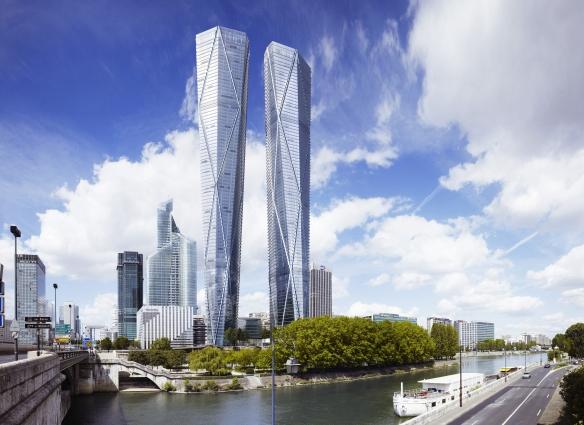 Hermitage Plaza - La Défense - Foster & Partners