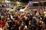 Affluence à la Gare de Lyon