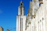 Eglise du Sacré Coeur, à Casablanca.