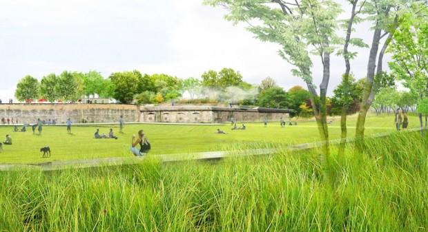Parc Sergent Blandan - BASE