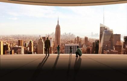 L'objectif est d'offrir une vue panoramique sans équivalent sur New York, et de créer un nouveau pôle d'attraction touristique.