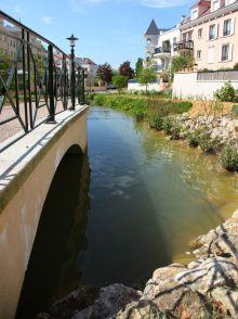 La mixité fait partie du projet qui mêle habitations et nature.
