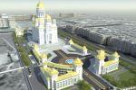 Haute de 120 mètres, la future cathédrale, qui ambitionne d'accueillir 5000 fidèles, devrait être complétée par une bibliothèque, un hôtel pour les pèlerins et la résidence du chef de l'Église orthodoxe roumaine, le patriarche Daniel.
