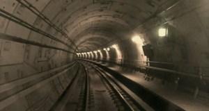 Tunnel du métro de Copenhague © Julien Grunfelder