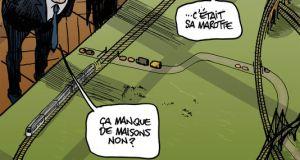 Le petit train du Grand Paris