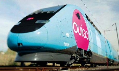 TGV Ouigo