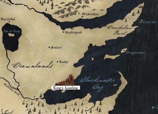 Les Terres de la Couronne (the Crownlands)