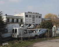 Sur la RN6, un ancien relais hôtelier (Crédits Jeremy Saint-Peyre)
