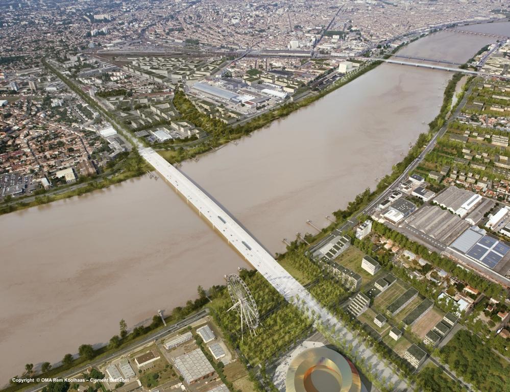 Pont Bordeaux OMA