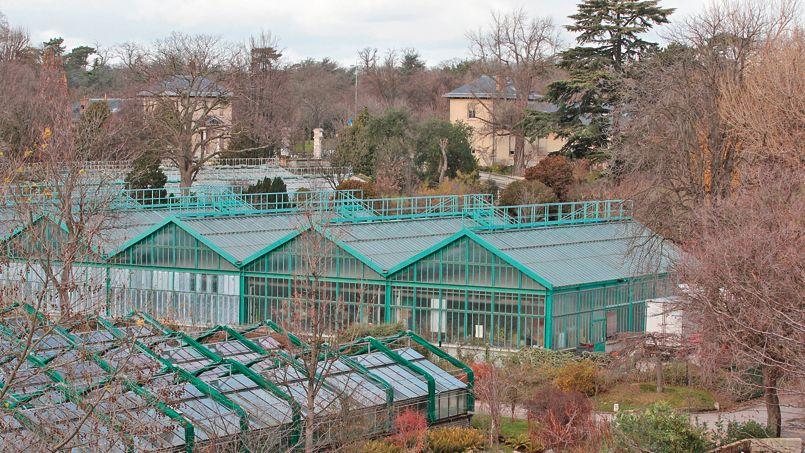 Le Jardin des Serres d'Auteuil