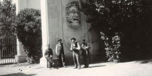 Villa Médicis 1903