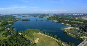 Le Grand Parc de Miribel Jonage - Crédits Mairie de Décines