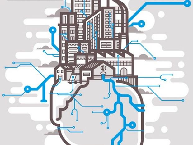 Source : Opere 34_La città dialogante / The smart city