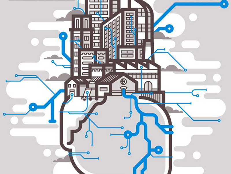 Source : Opere 34_La città dialogante / The smart city