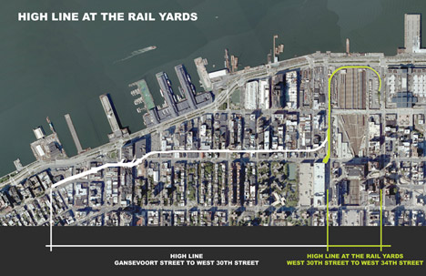 The Spur - High Line Park - Diller Scofidio + Renfro & James Corner Field Operations