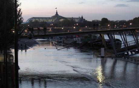 Inondations Seine