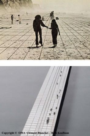 Concept : espace infini. Crédits photo : Clément Blanchet / Rem Koolhaas / OMA