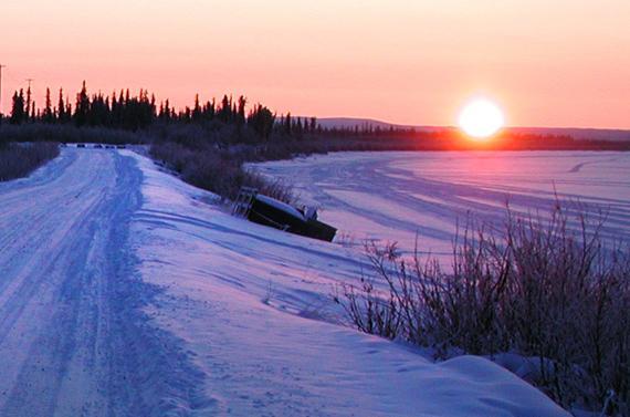 Route de l'Arctique