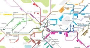 Digital Matatus Map