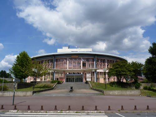 La bibliothèque de Lille 1 en 2010 (crédits ssl.panoramio.com)