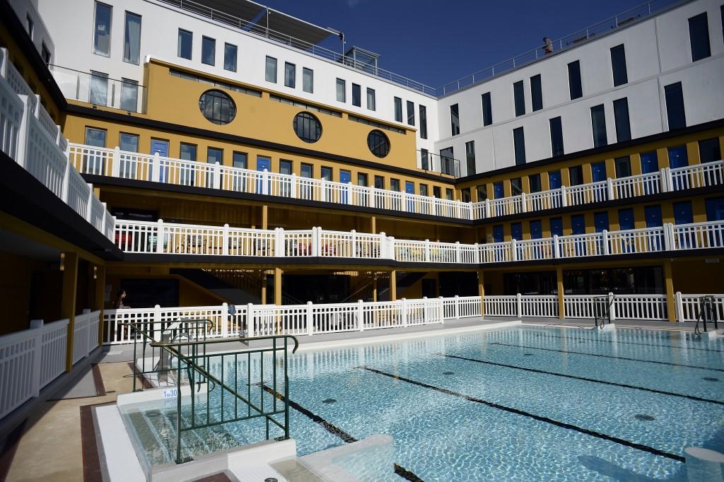 Après le Fiasco Molitor... peut-être enfin des piscines accessibles à Paris ?