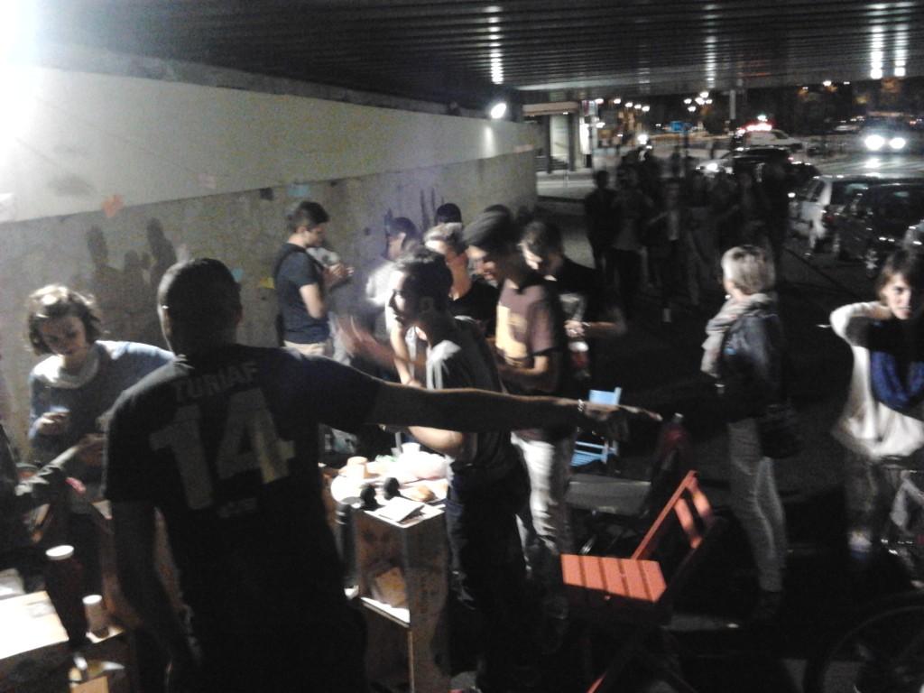 Café en Bullant - Agora 2014