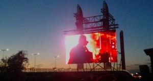 Concert Pont Bacalan - Bastide - Agora 2014