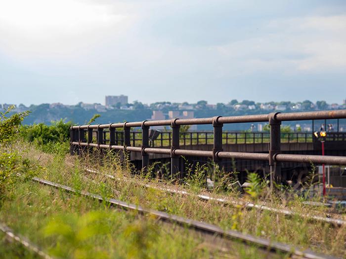Un troisième tronçon pour la High Line - New York - credit Kathleen Fitzgerald