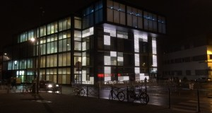 CECU by night (crédits photo : atelier d'architecture King Kong)