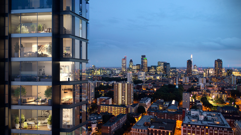250 City Road - Foster+Partners