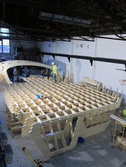 Les étapes de construction de la Fab Lab House (source: MisoSoupDesign, Flickr, CC)