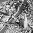 Notre Dame est concurrencée par le Woolworth building coté Paris Rive Gauche. / © Luis Fernandes