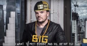 La version Hip-Hop de Bjark Ingels / © Étienne Duval