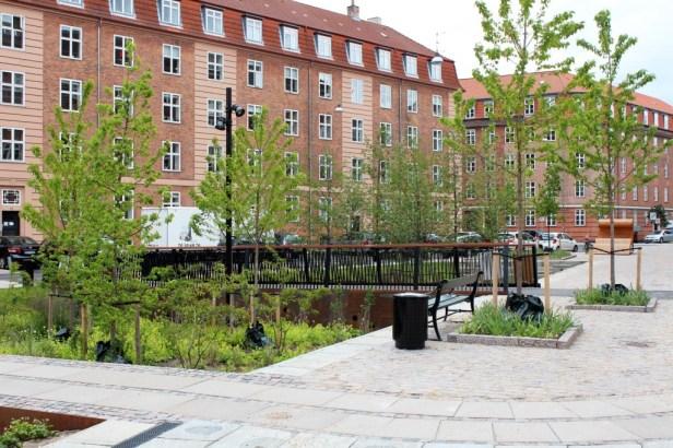 Tåsinge Plads - Copenhague - Charlotte-Brøndum - Tredje Natur